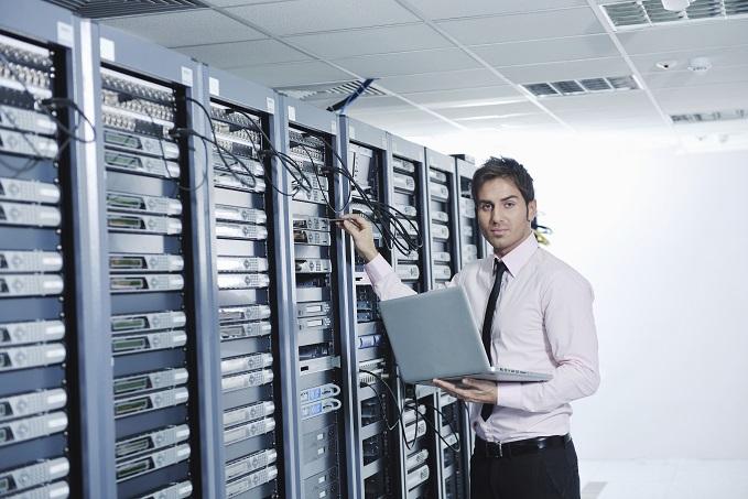 Raffreddamento urgente di una sala server