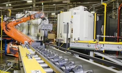 Azienda manifatturiera ricorre al noleggio di un chiller