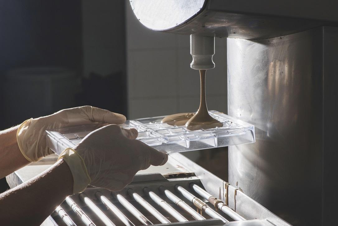 Noleggio di ventilatori mantiene operativa una fabbrica di cioccolato