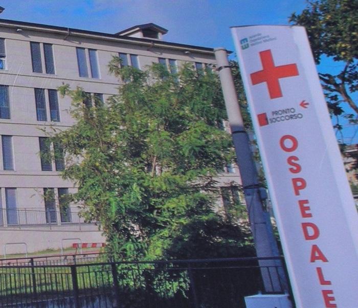Chiller a noleggio mantiene operativi i reparti di un ospedale