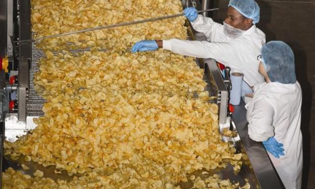 Il noleggio di condizionatori salva la produzione di merendine