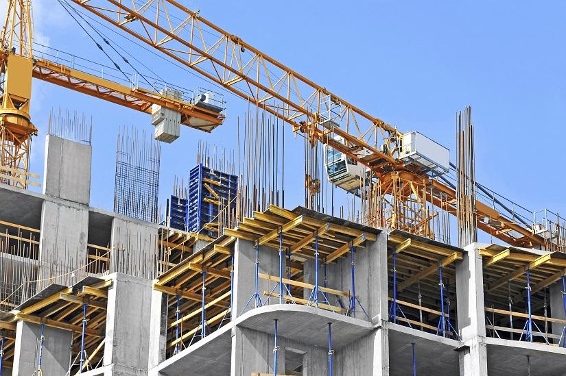 Noleggio centrale termica per un cantiere