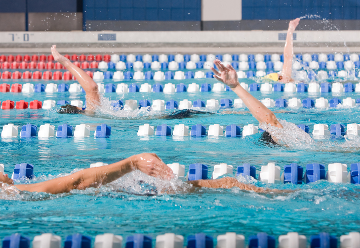 Noleggio caldaie per una piscina