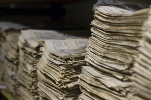 Noleggio deumidificatori per l'archivio di un Comune