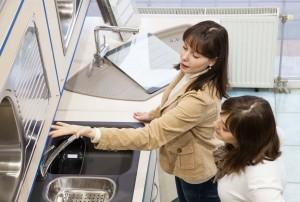 Raffrescamento urgente per un'esposizione di cucine