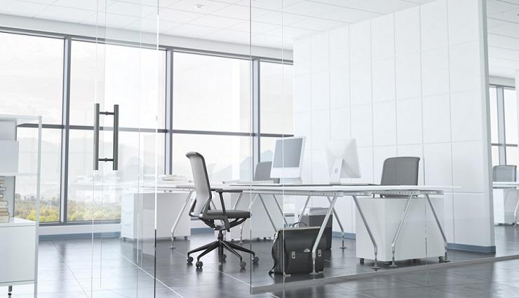 Centro uffici richiede il noleggio di umidificatori