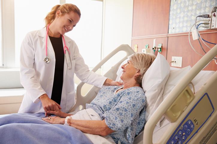 Noleggio umidificatori per le camere di un ospedale