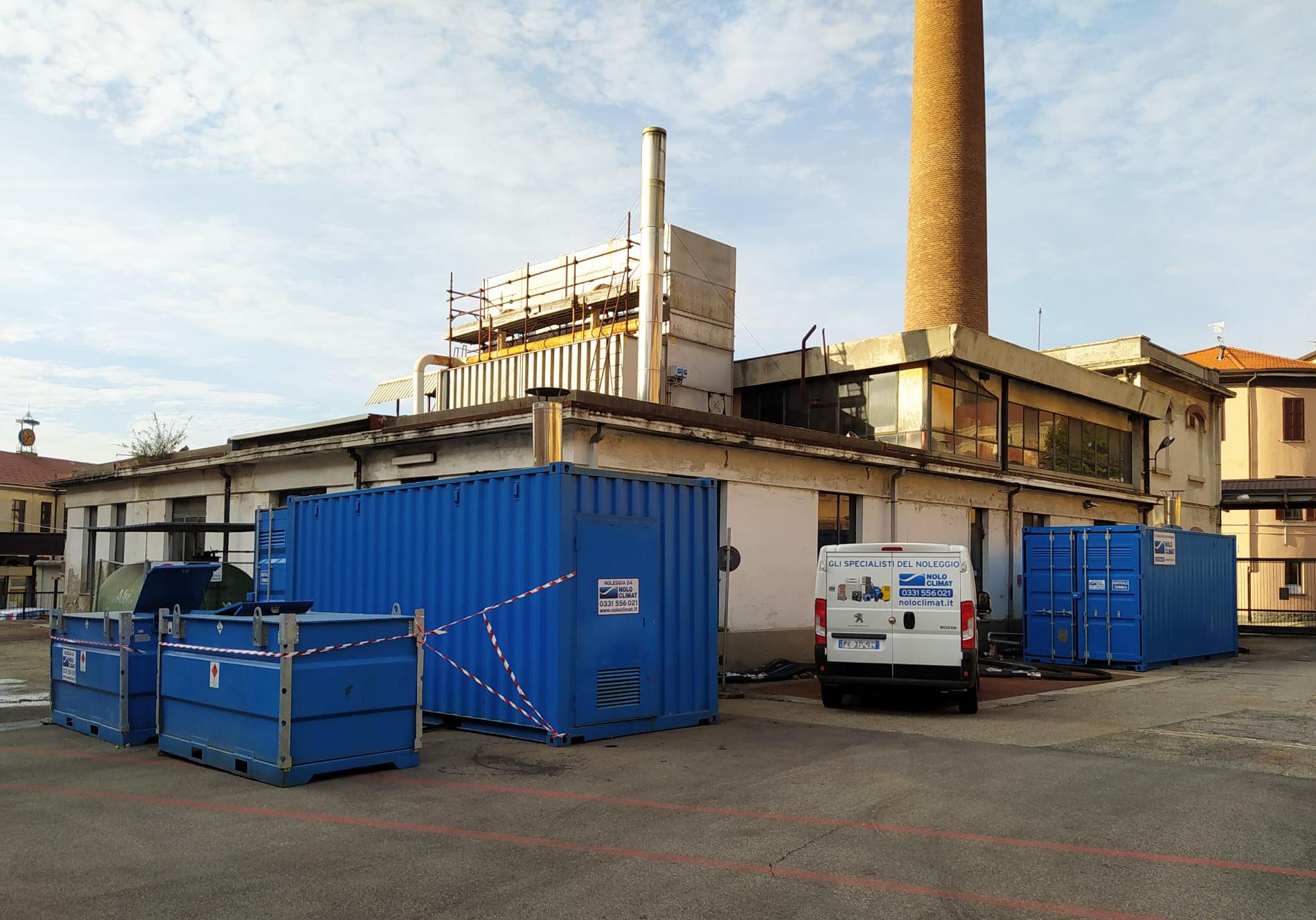 Caldaie da 1500 kW scaldano un ospedale lombardo