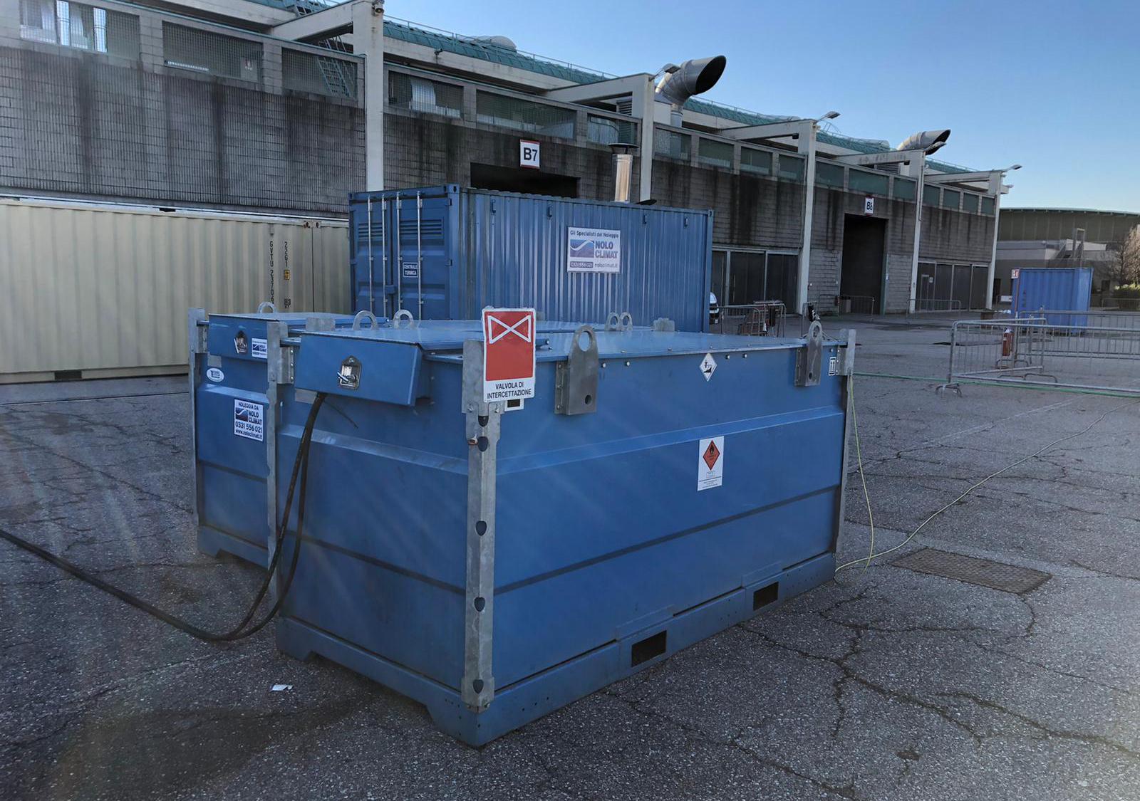Nolo Climat potenzia il riscaldamento di un ospedale Covid con una caldaia da 1500 kW